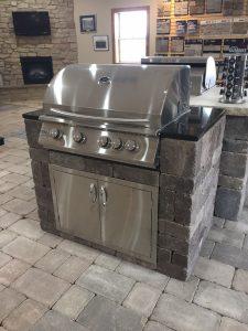 32 inch Grill Cabinet