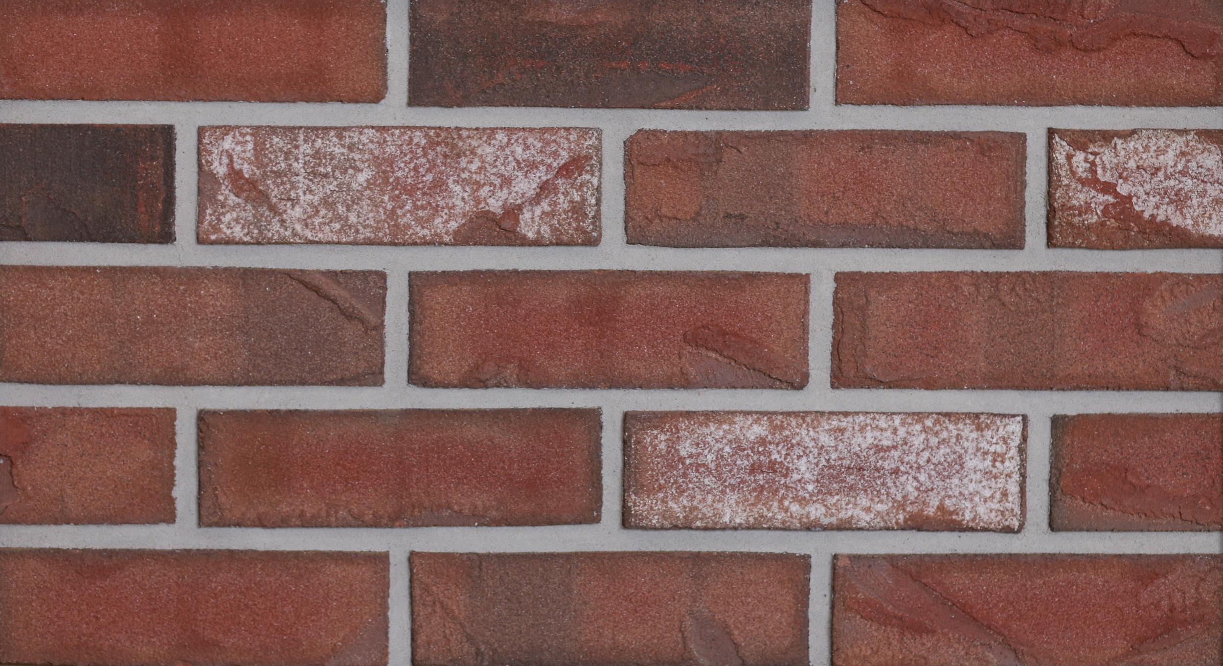 Sioux City Brick Charleston Bradford Illini Brick