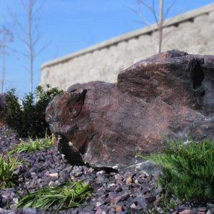 Boulders and Ledge