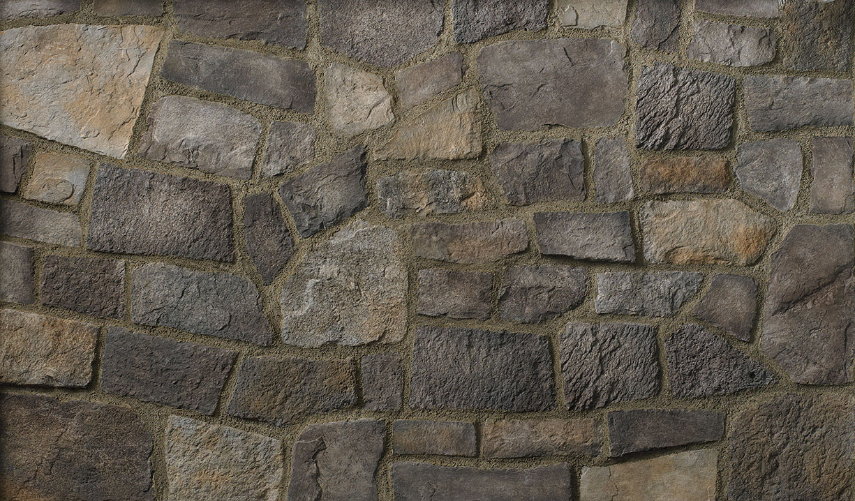 Pro Fit Alpine Ledgestone Umber Creek Illini Brick