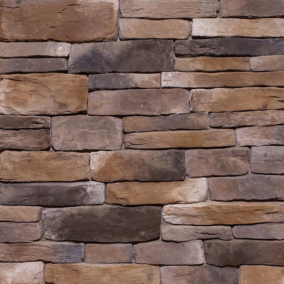 Stack Ledge Sienna Illini Brick Company Bloomington