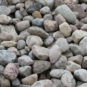 4-8 Granite Boulders
