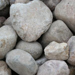 8-12 Granite Boulders