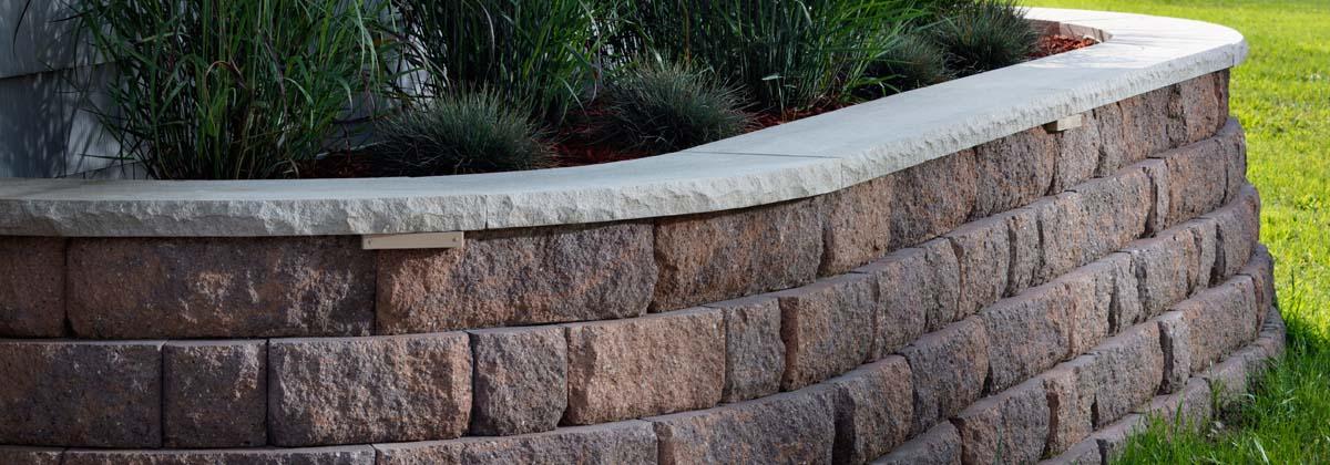 Wellington Wall Illini Brick Company Bloomington Illinois